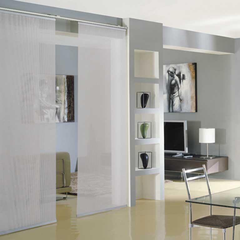 Gualtieri tendaggi tende a pannello - Tende interni design ...